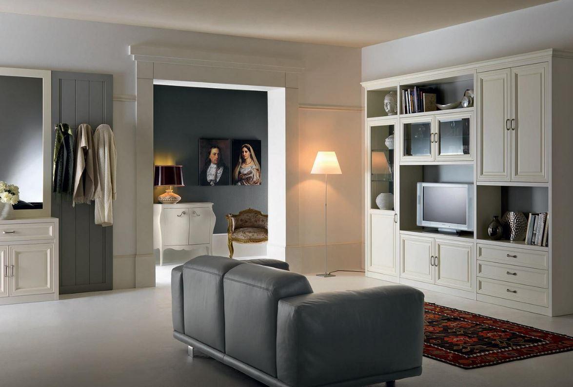 Soggiorni classici - Pegaso mobili catalogo ...